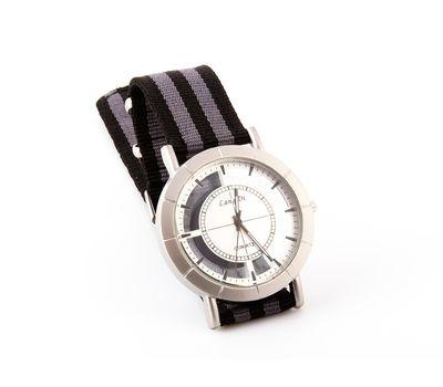 Часы наручные на тканевом ремешке , фото 3