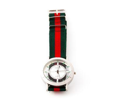 Часы наручные на тканевом ремешке , фото 4