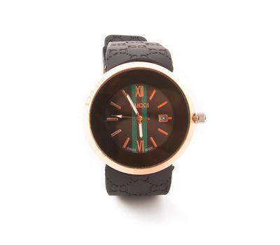 Часы наручные с силиконовым ремешком, фото 1