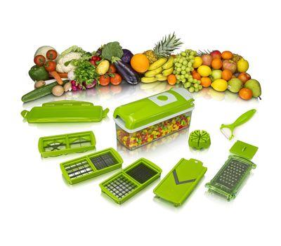 Прибор для нарезания овощей Nicer Dicer Plus, фото 1