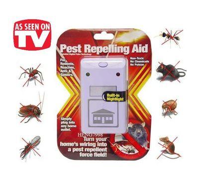 Ультразвуковой отпугиватель Ridex от грызунов и насекомых, фото 1