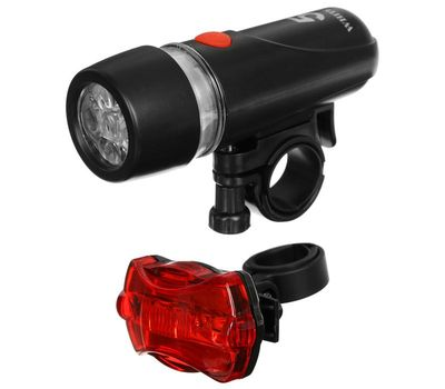 Комплект велосипедных фонарей, фото 1