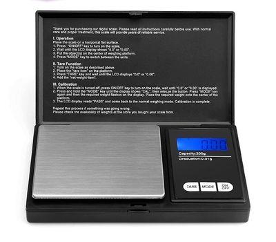 Весы для золота карманные Digital Scale, фото 1