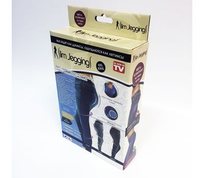 Леджинсы Slim Jeggings с карманами комплект из 3-х цветов , фото 1