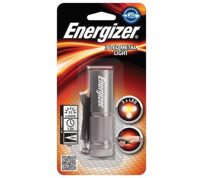 Светодиодный фонарь Energizer Metal Light, фото 1