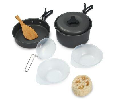 Набор кемпинговой посуды «Campsor» 8 предметов, фото 2