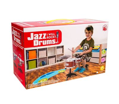 Барабанная установка детская JD399-5, фото 1