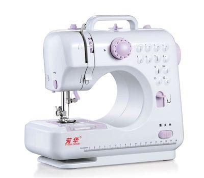 Многофункциональная мини швейная машинка FHSM-505, фото 1