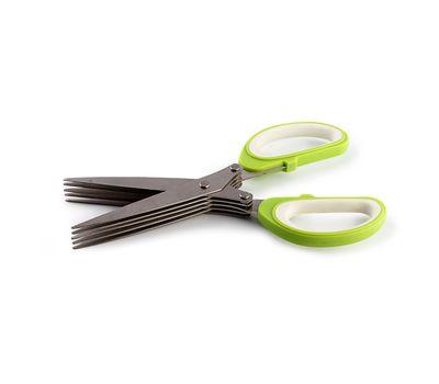 <label itemprop='name'>Ножницы для нарезки зелени с 5-ю лезвиями Scissor</label>, фото 1
