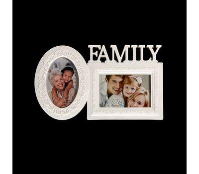 "Фоторамка сложная на 2 фото ""Family"" BK6 , фото 2"