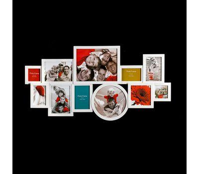 """Фоторамка сложная на 11 фото """" Семeйные воспоминания"""" M01.732 , фото 1"""