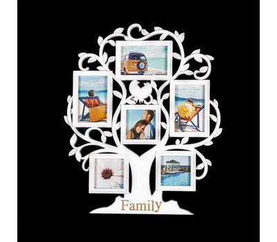 Фоторамка-коллаж «Family» на 6 фото, фото 1