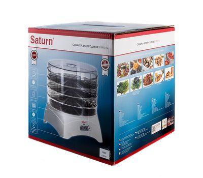 Сушилка для продуктов Saturn ST-FP0114 на 4 яруса, фото 3