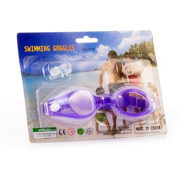 Очки для плавания детские + Подарок!, фото 3