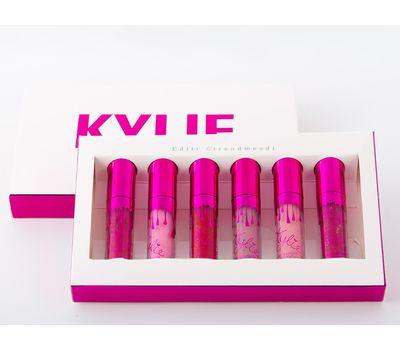 Набор матовых помад Kylie Matte Liquid Llipstick Mini, фото 2