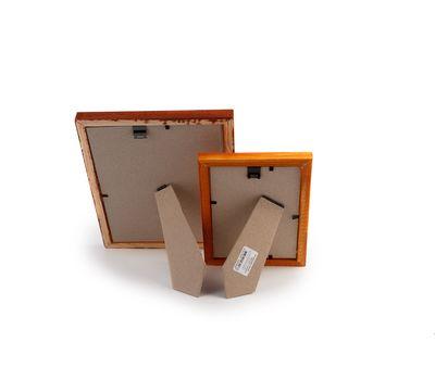 Фоторамка деревянная со стеклом, фото 2