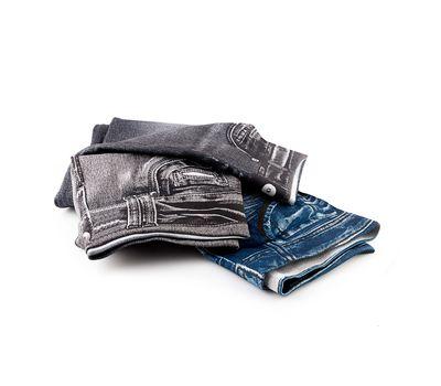 Леджинсы Slim Jeggings с карманами комплект из 3-х цветов , фото 3