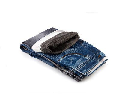 Леджинсы Slim Jeggings с карманами комплект из 3-х цветов , фото 2