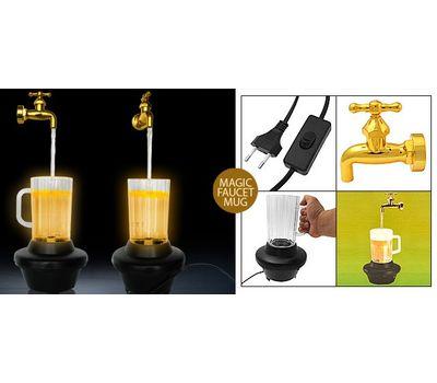 """Волшебный кран-фонтан """"Magic faucet mug"""", фото 2"""