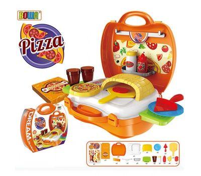 """Набор """"Пиццерия"""" в чемоданчике 22 предмета, фото 1"""