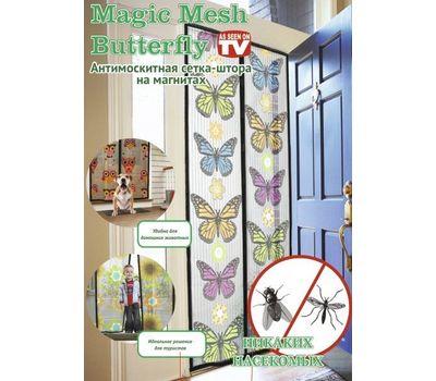 """Москитная сетка на магнитах """"Бабочки"""", фото 1"""