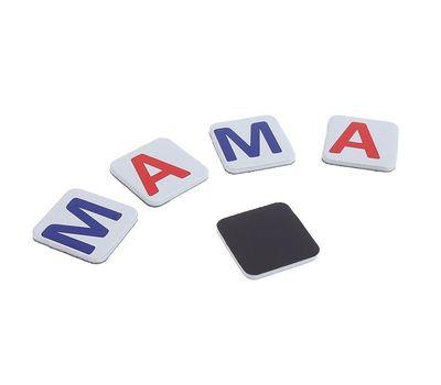 Азбука для малышей на магнитах + Подарок, фото 4