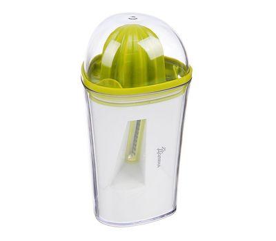Овощерезка спиральная с соковыжималкой и контейнером, фото 1