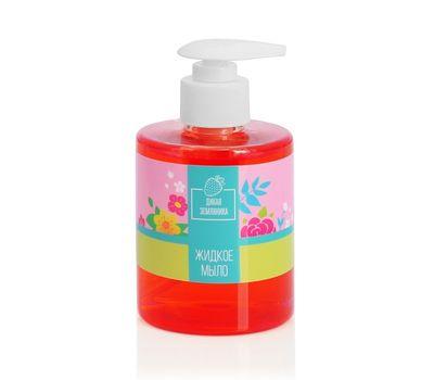 Подарочное жидкое мыло с ароматом земляники., фото 3