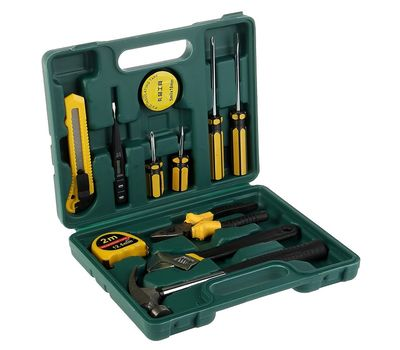 Набор слесарного инструмента 12 предметов, фото 2