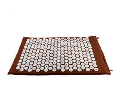 Ортопедический массажный коврик-аппликатор Acupressure Mat, фото 2
