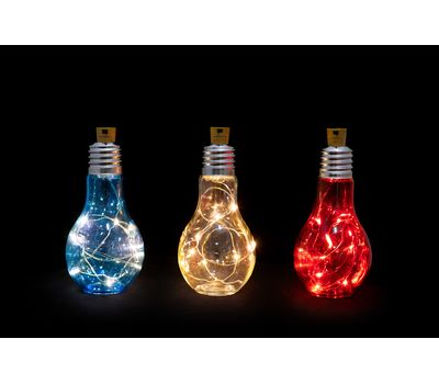 Светодиодный светильник в виде лампочки, фото 2