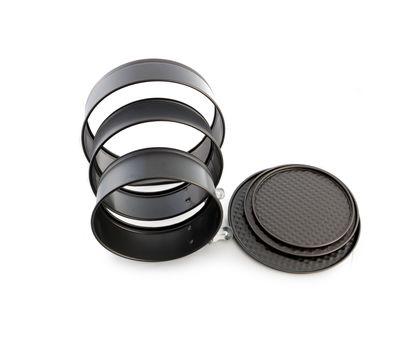 Набор круглых разъемных форм для выпекания, фото 2