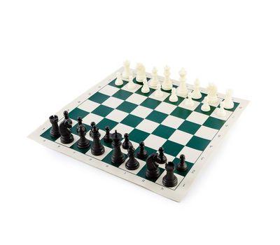 Шахматный набор в тубусе, фото 1