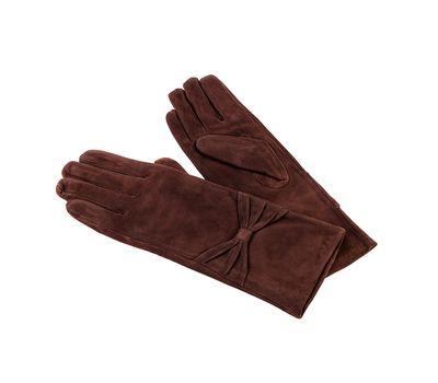 Перчатки женские замшевые, фото 1