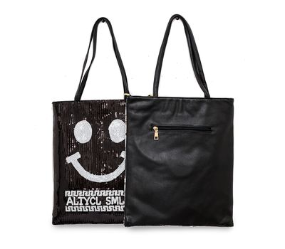 Женская сумка на плечо «Smile», фото 2
