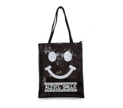 Женская сумка на плечо «Smile», фото 1