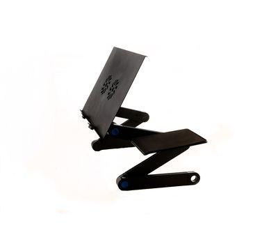 Столик - трансформер для ноутбука с охлаждением Laptop Table T8, фото 2