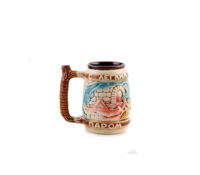 Кружка для пива «С легким паром», фото 3