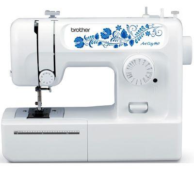 Швейная машинка электромеханическая Brother ArtCity 140S, фото 1