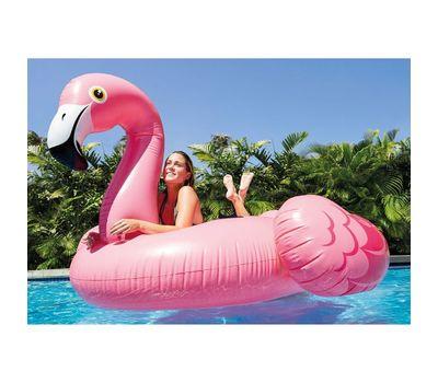 Надувной Розовый Фламинго 56288EU INTEX, фото 3
