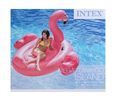 Надувной Розовый Фламинго 56288EU INTEX, фото 1