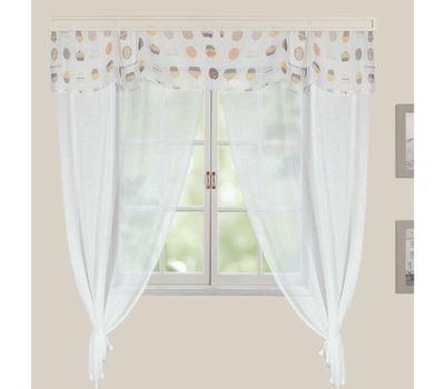 Комплект штор для кухни «Этель», фото 1