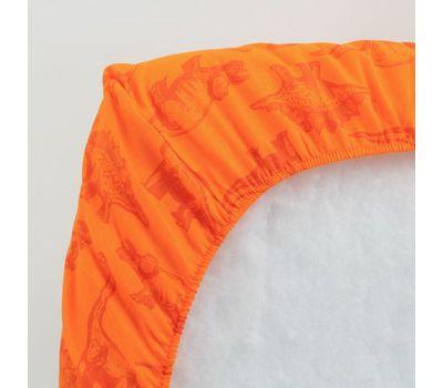 Комплект детского постельного белья из бязи «Динозаврики», фото 4