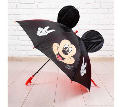 "Зонт детский с ушками ""Микки Маус"", фото 2"