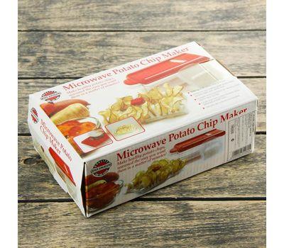 """Слайсер для чипсов """"Фила"""", с формой для приготовления в СВЧ, фото 6"""
