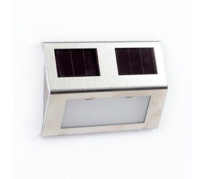 Светильник уличный накладной на солнечных батарейках, фото 1