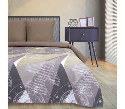 Двуспальный набор постельного белья из бязи «Механика», фото 2
