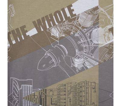 Двуспальный набор постельного белья из бязи «Механика», фото 4