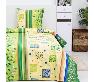 Комплект постельного белья из бязи 1,5 спальный, фото 1