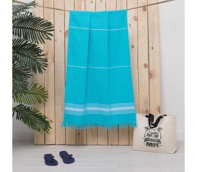 Пляжное полотенце 70* 140 см, фото 4